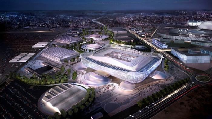 5 stadions voor het WK 2022 zijn door Qatar voorgesteld