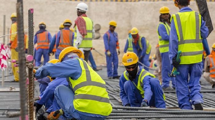 Gezondheid en veiligheid zijn slecht bij bouw stadions in Qatar