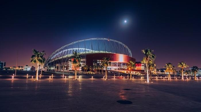 Khalifa International Stadion is gastheer voor de Emir Cup finale