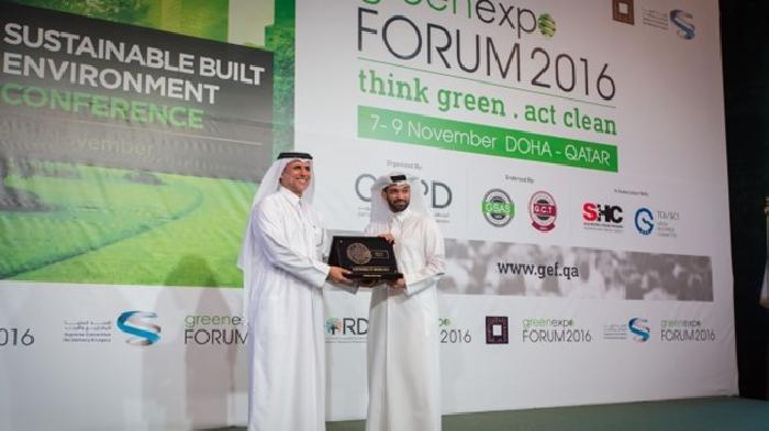 Qatar bouwt groene stadions voor duurzaamheid na het WK 2022