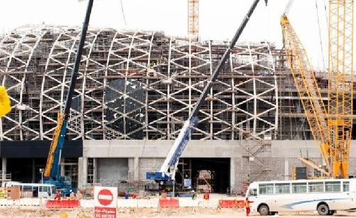 Weer dode bij de bouw van stadions in Qatar voor het WK 2022
