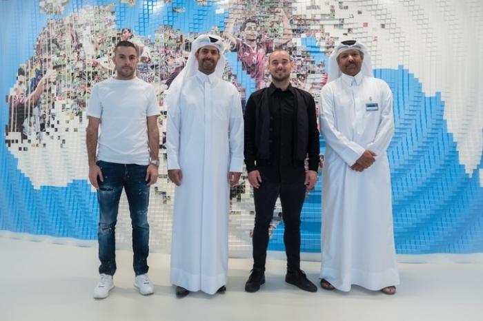 Wesley Sneijder speelt in Qatar en kijkt uit naar het WK 2022