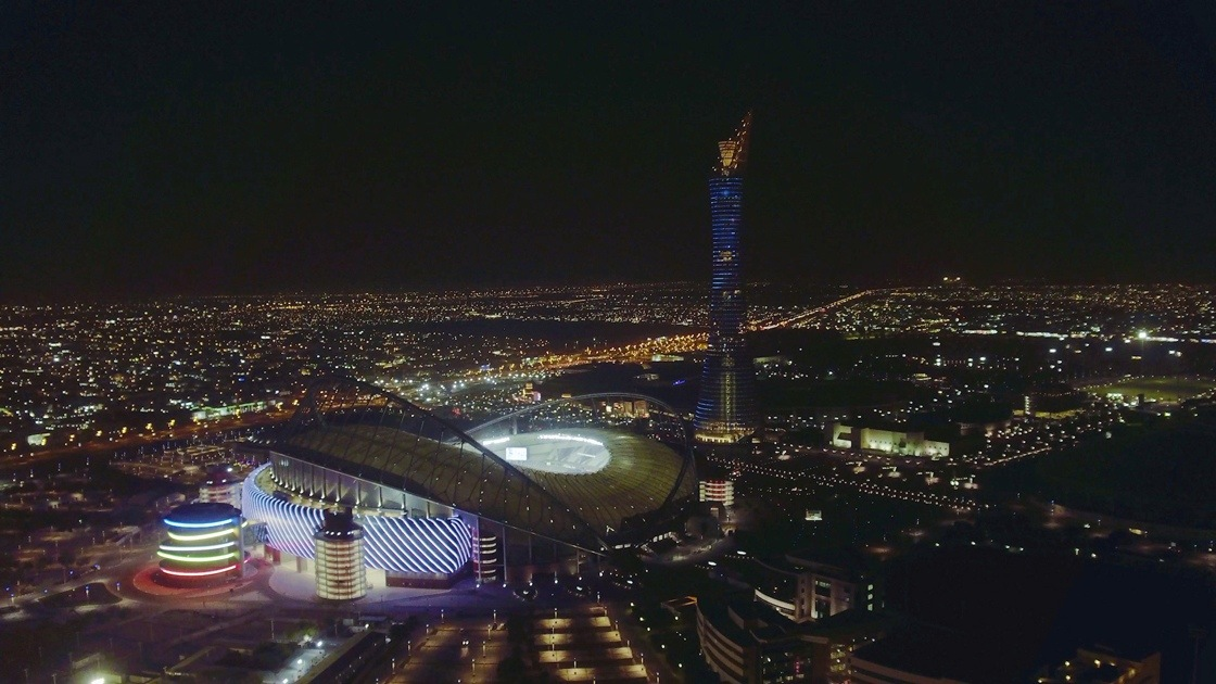 Khalifa International Stadion - WK 2022