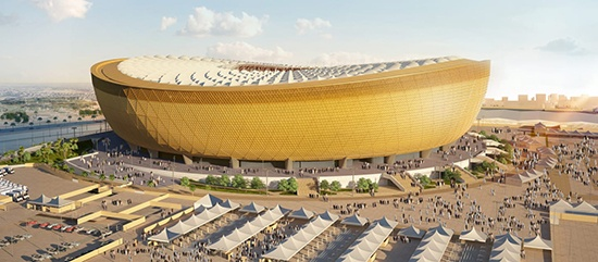 Lusail Iconic Stadion - WK 2022