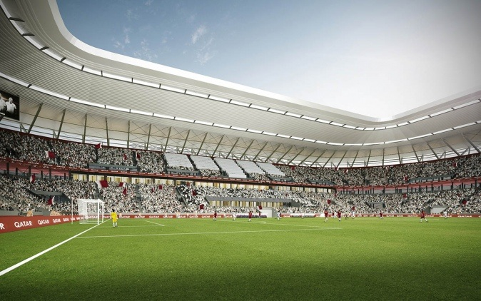 Ras Abu Aboud Stadion - WK 2022